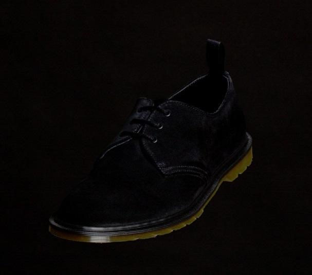 Norse Projects x Dr. Martens Shoe Black