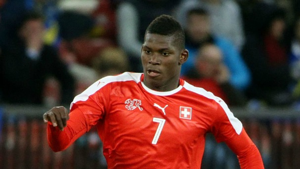 Euro 2016 U21 Players to Watch Breel Embolo Switzerland