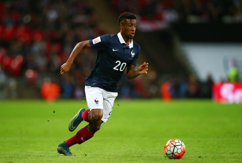 Euro 2016 U21 Players to Watch Kingsley Coman France