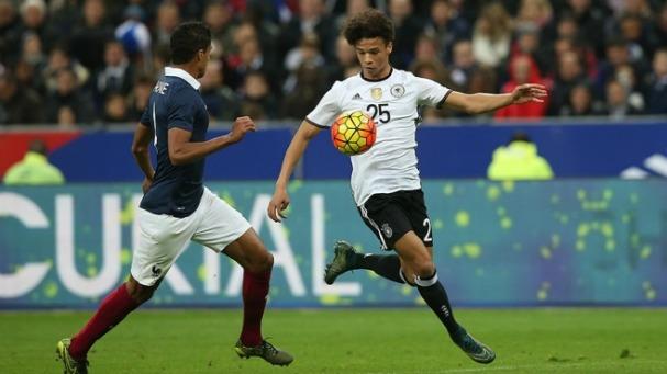Euro 2016 U21 Players to Watch Leroy Sane Germany