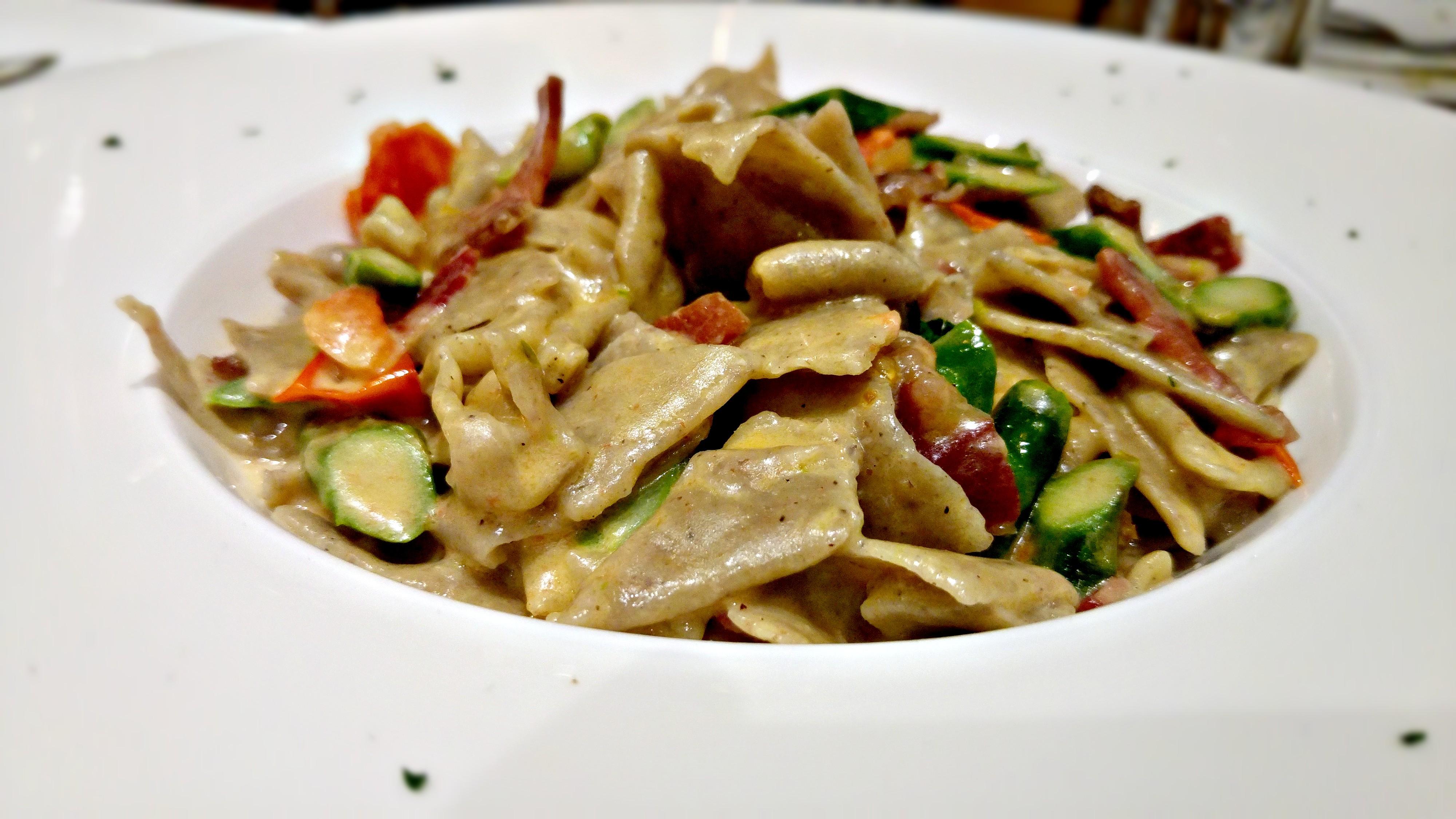 pasta -course