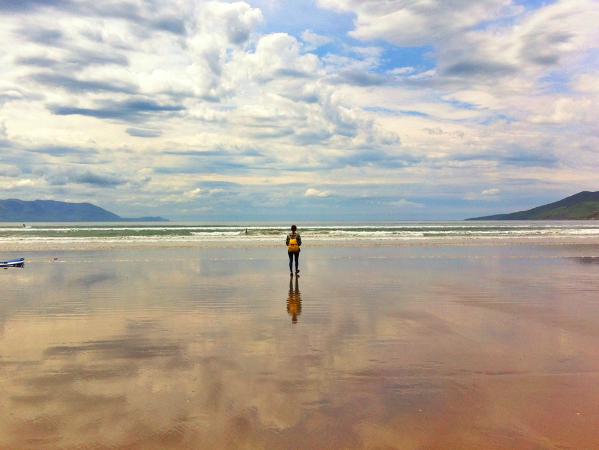 Ring of Kerry Travel Guide Inch Beach Dingle