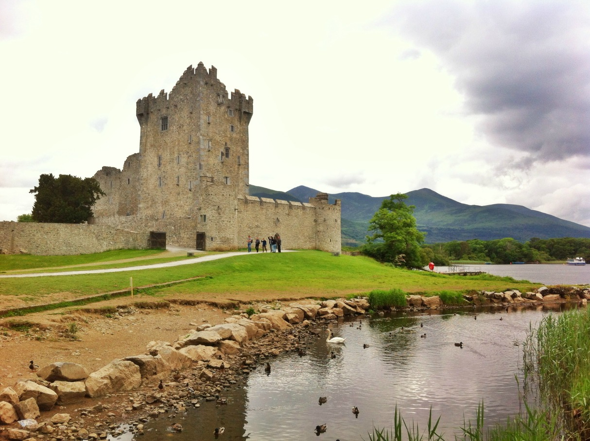 Ring of Kerry Travel Guide Ross Castle Killarney