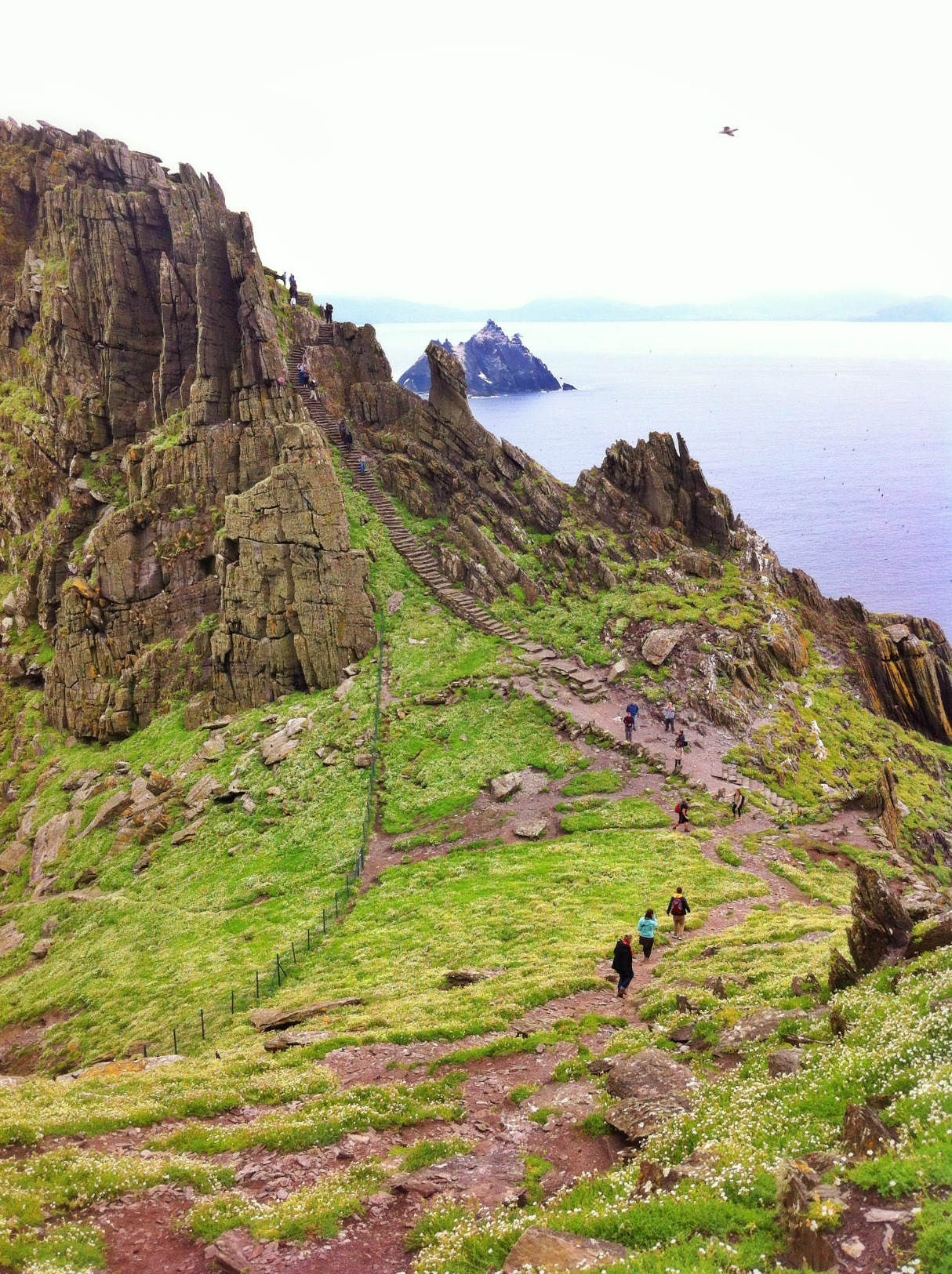 Ring of Kerry Travel Guide Skellig Islands