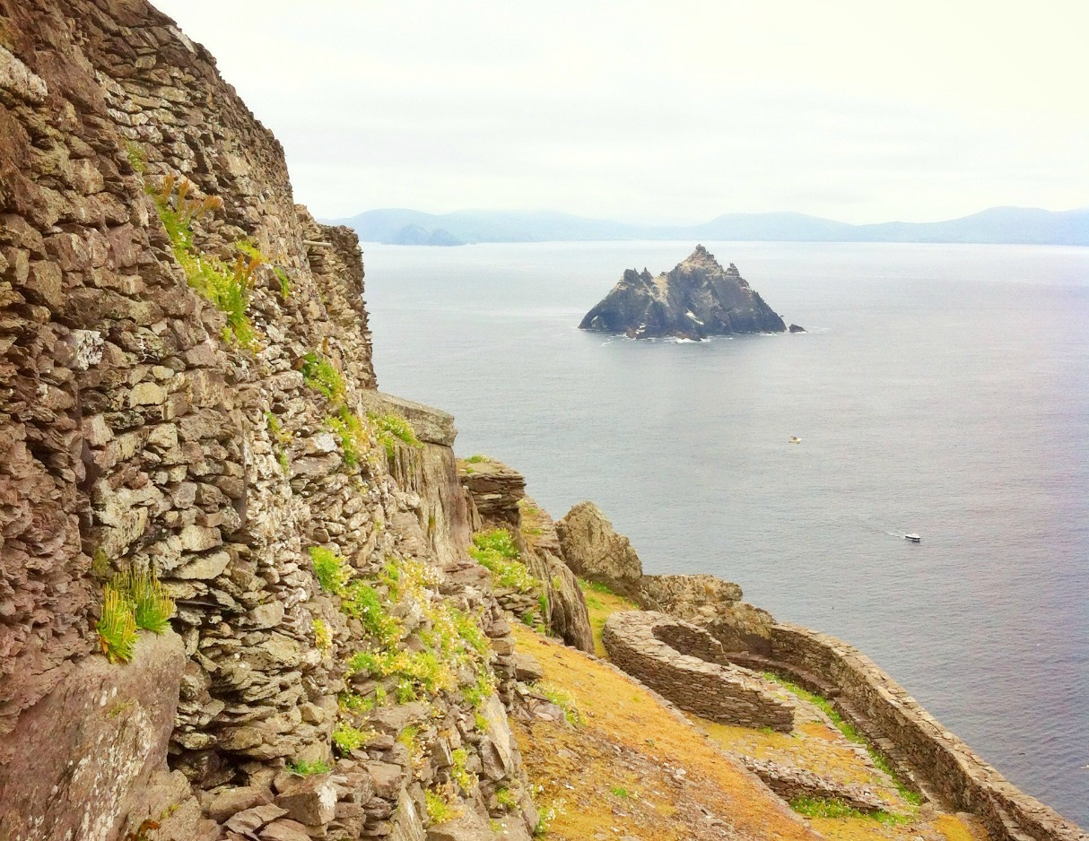 Ring of Kerry Travel Guide Skellig Michael