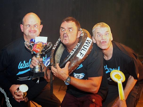 Weirdest World Championships Gurning