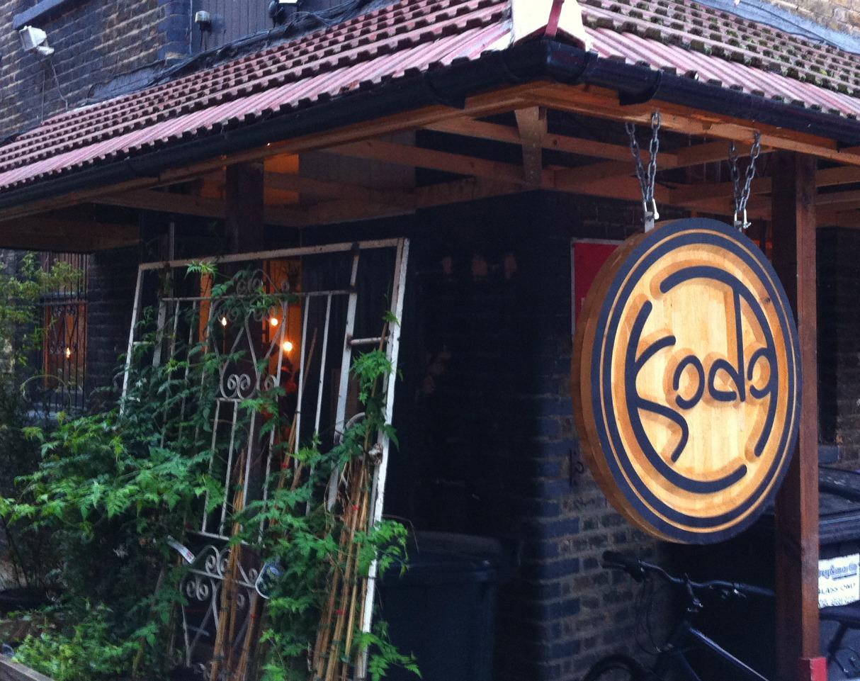Sodo Pizza Cafe Walthamstow 6