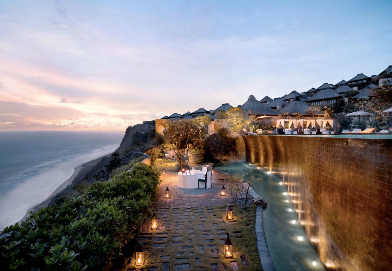 Clifftop Hotels Bulgari Resort
