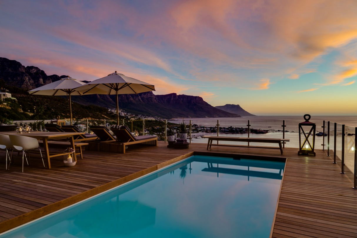 Clifftop Hotels Cape View Clifton