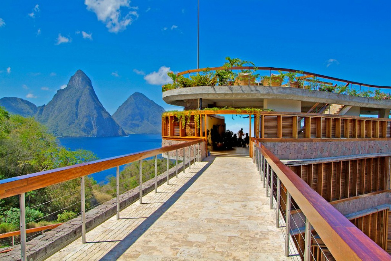 Clifftop Hotels Jade Mountain 1
