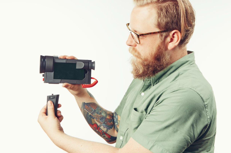 cinebody iPhone Camera 2