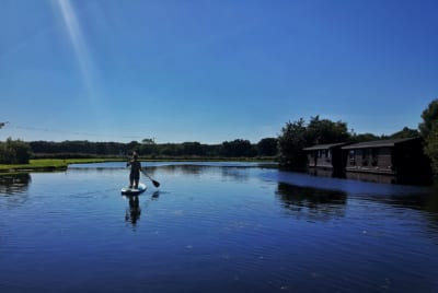 Norfolk Broads Paddle Boarding