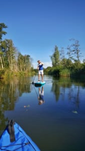 Norfolk Broads Stand UP Paddle Boarding