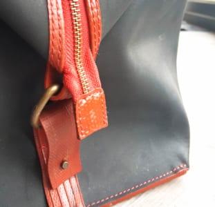 Elvis and Kesse Weekender Bag Detail