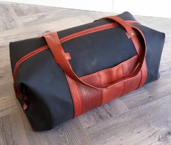 Elvis Kesse Weekender Bag Print Room Edition