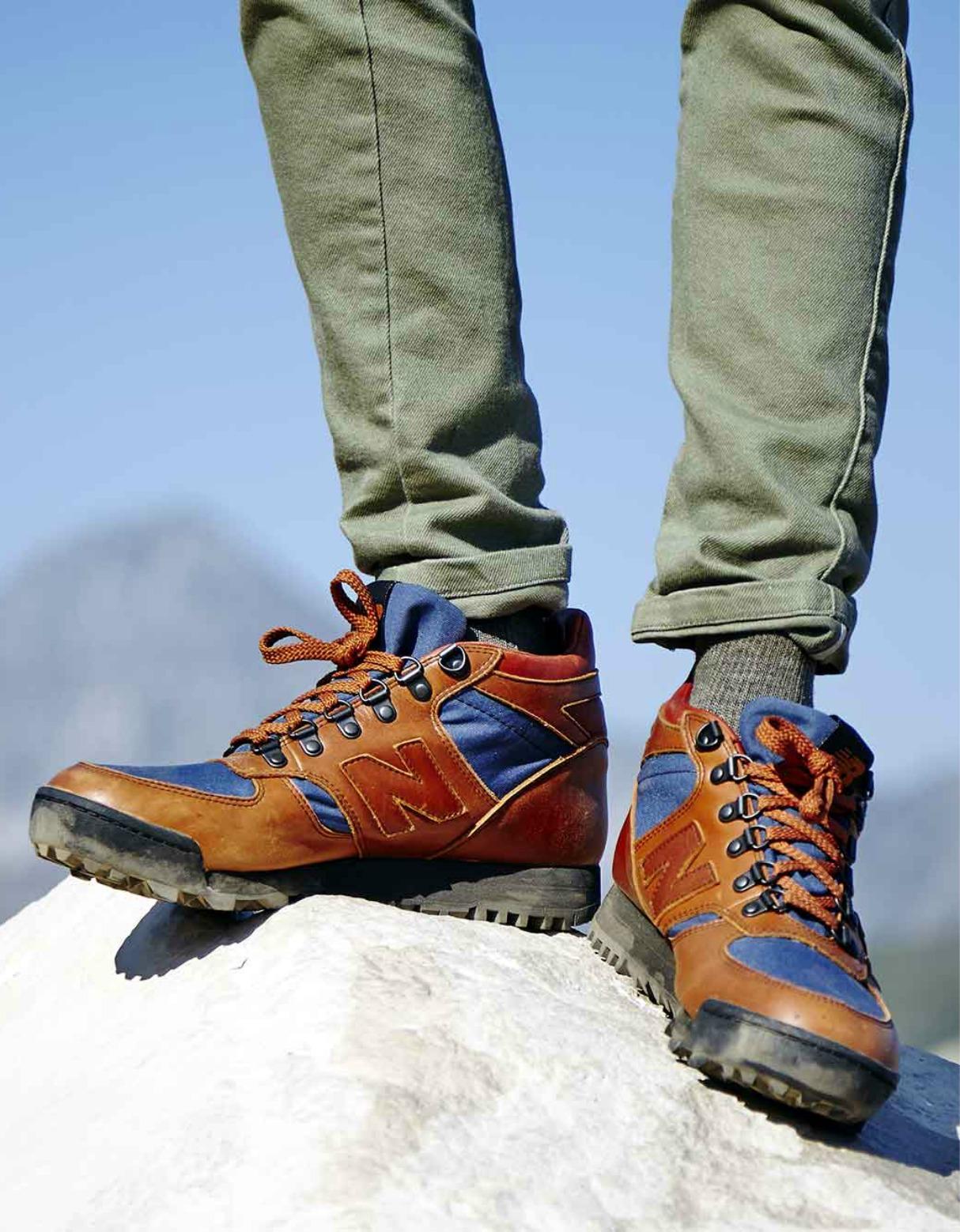 New Balance Rainier Remastered Hiking Boots 4