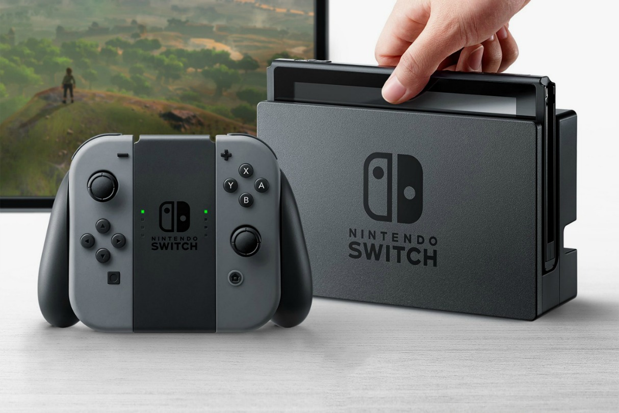Nintendo Switch Everything You Need to Know 1