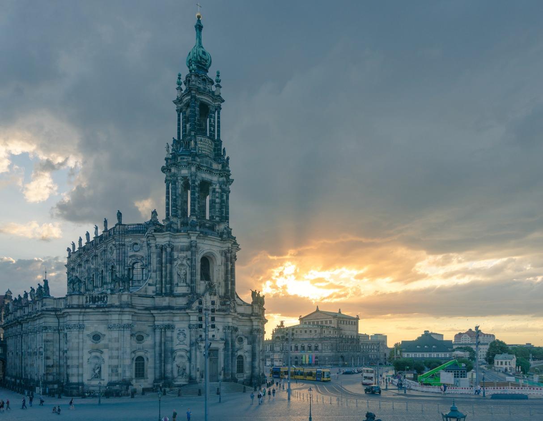 Weekend Breaks Germany Dresden