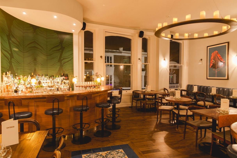 The Distillery Hotel Portobello Gin 3
