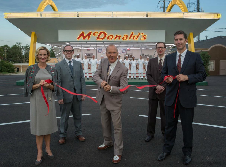 The Founder True Story McDonald's Film Michael Keaton