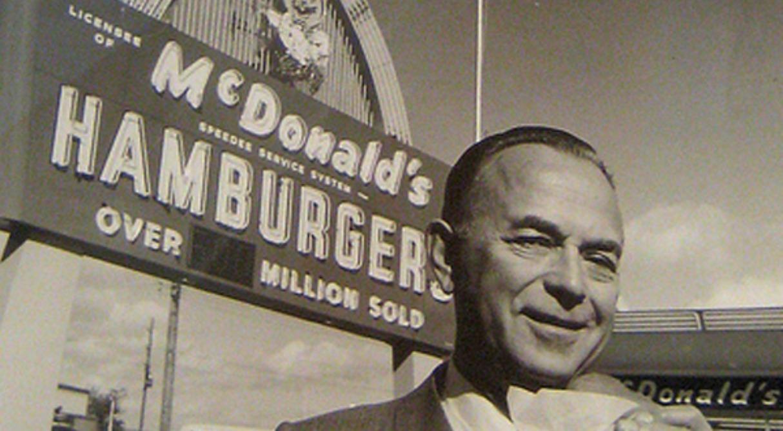 The Founder True Story McDonald's Ray Kroc