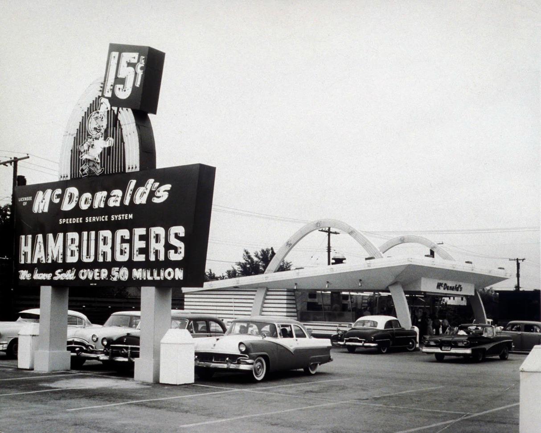 The Founder True Story McDonald's