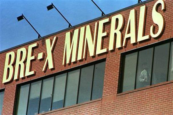 Gold True Story Bre-X Mining Scandal