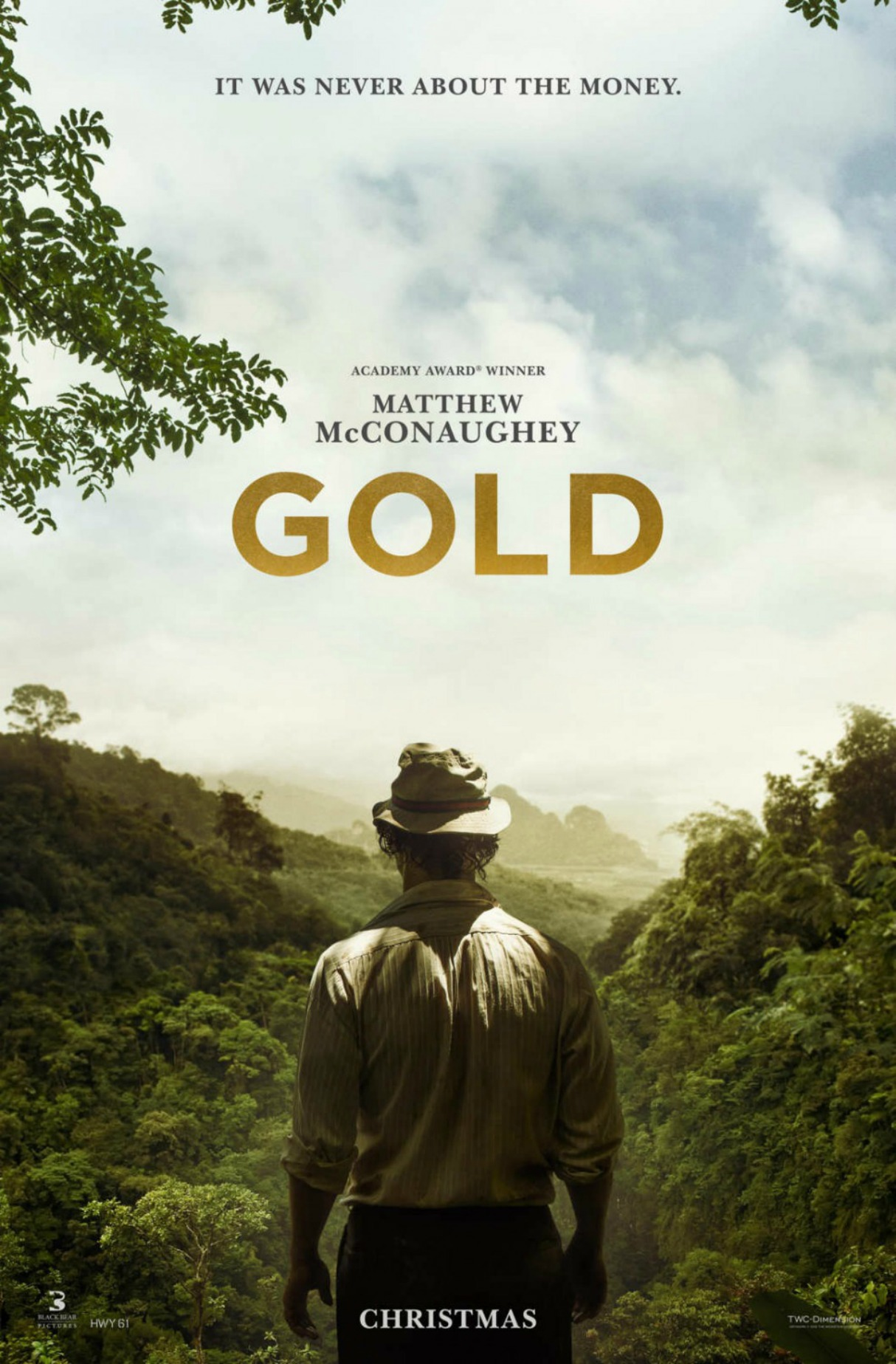 Gold True Story Film Poster