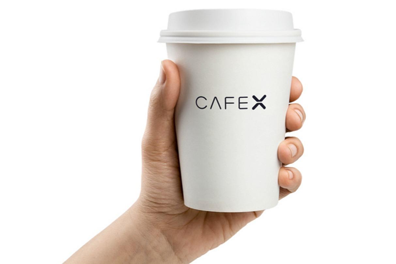 Cafe X Robot Coffee 3