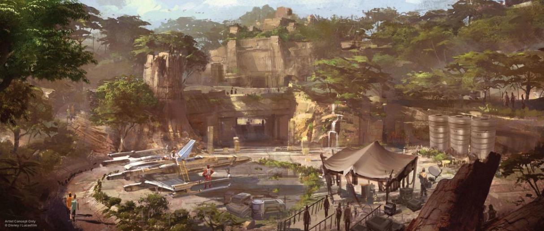 Disney Star Wars Land 6