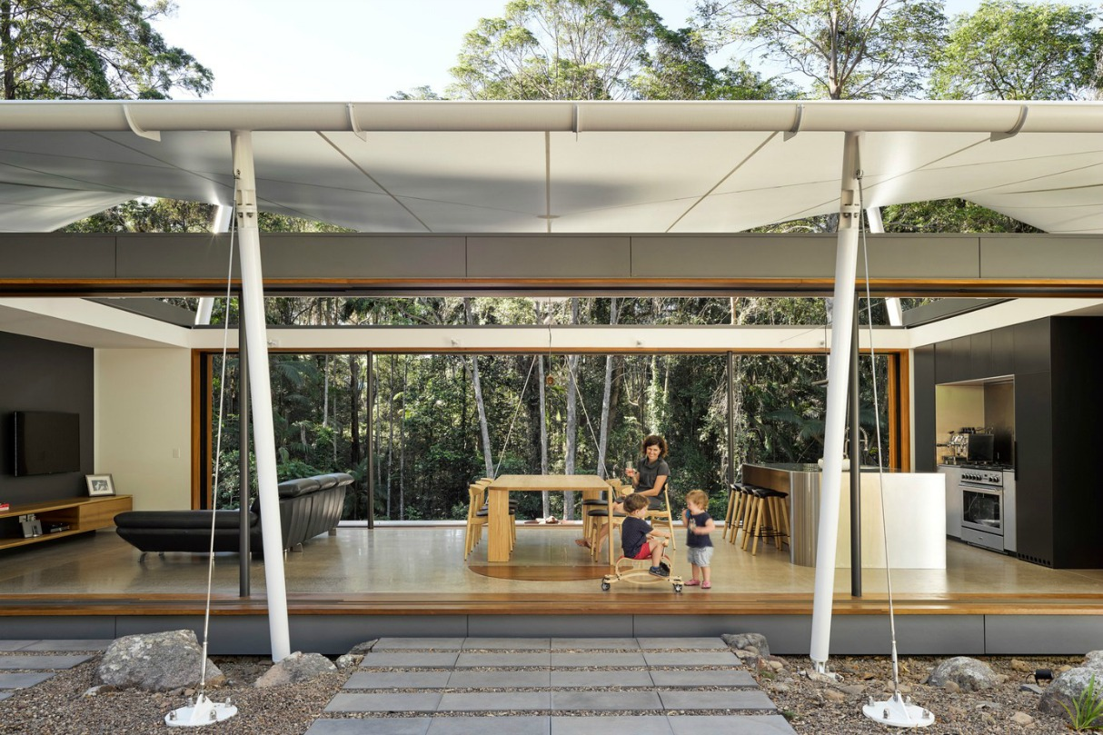 Tent House by Sparks Architects Australia 3