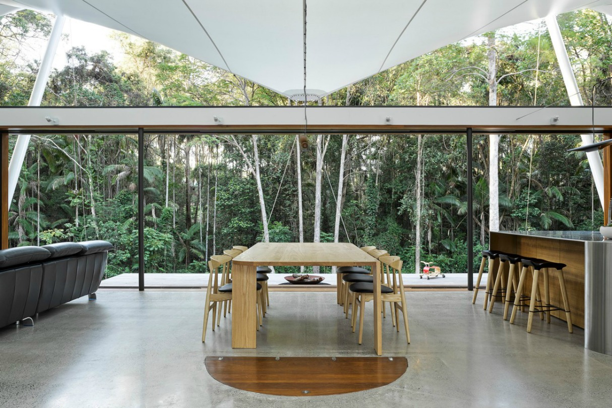 Tent House by Sparks Architects Australia 4