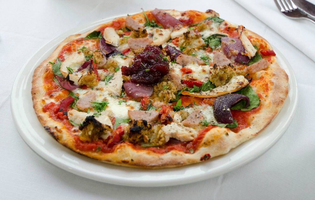 Best Pizza in Manchester Croma