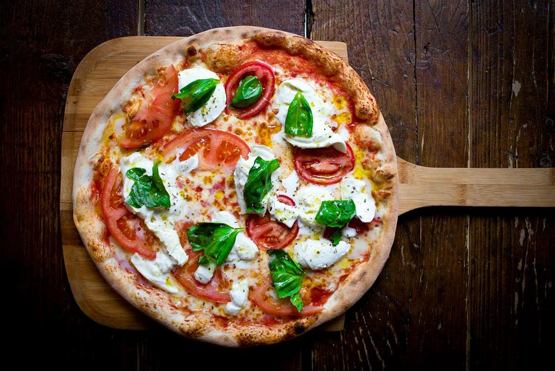 Best Pizza in Manchester Salvi's