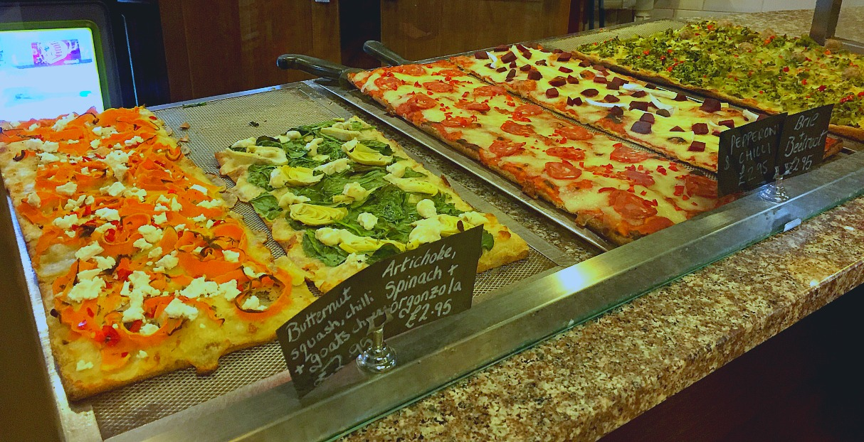 Best Pizza in Manchester Slice