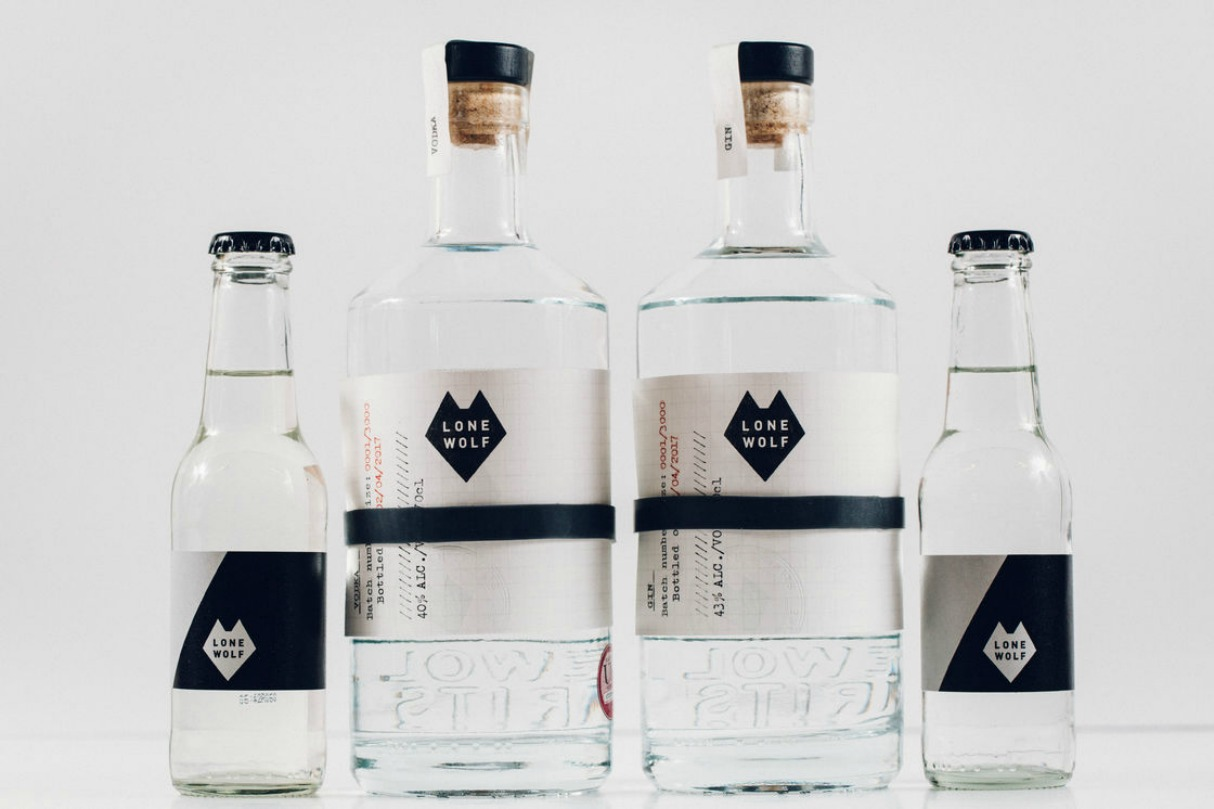 LoneWolf Craft Distillery Gin Vodka BrewDog 1