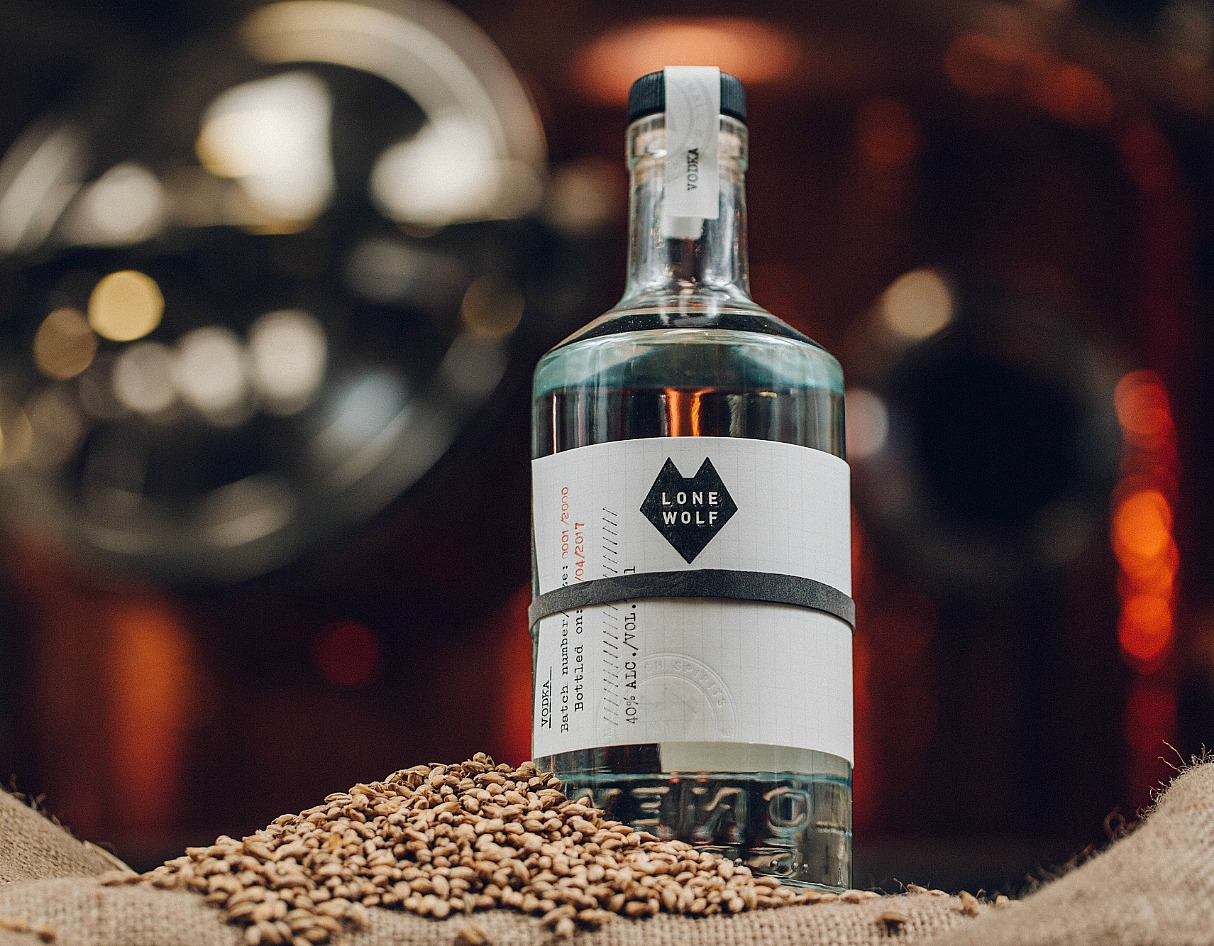LoneWolf Craft Distillery Vodka BrewDog