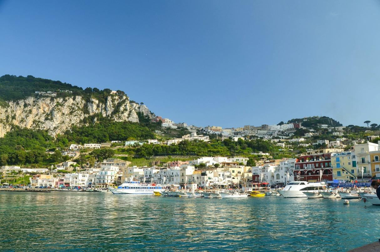 7 Italian Cities to Visit Capri