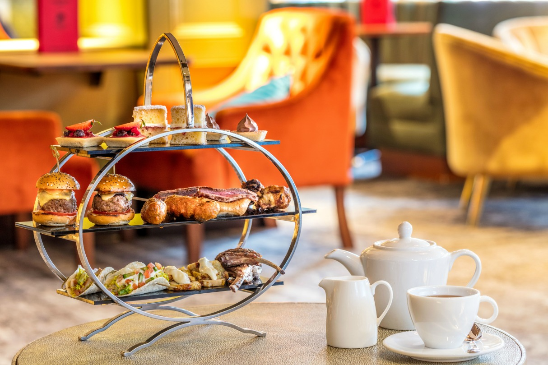MeaTea Meat Afternoon Tea Heliot 2