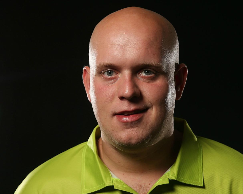 Mayweather v McGregor 5 Sporting Contest Van Gerwen