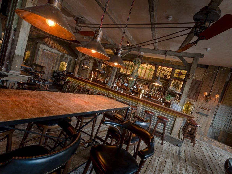 Best American Bars in London Ninth Ward