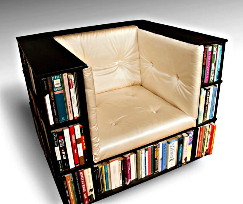 space-saving-ideas-urban-living-bookshelf-chair