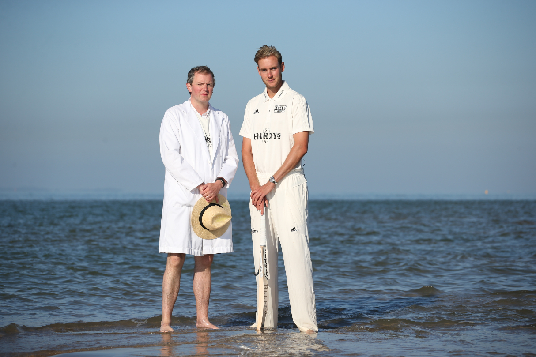 stuart-broad-interview-hardys-bramble-bank-cricket-match-4