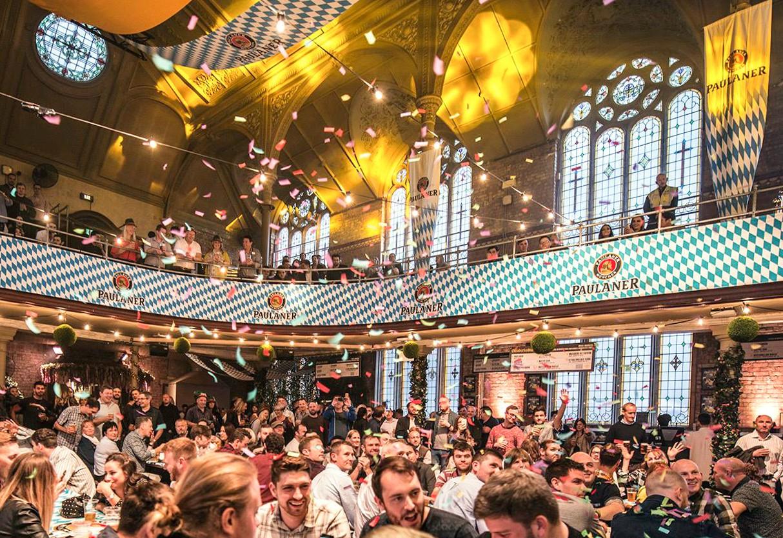oktoberfest-beer-festival-uk-cities-2018-manchester-albert-hall