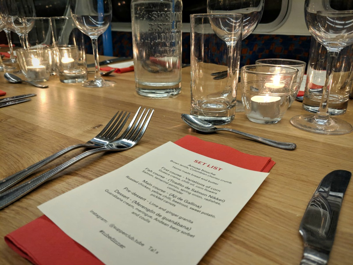 eatwith-victoria-london-tube-train-dinner-7