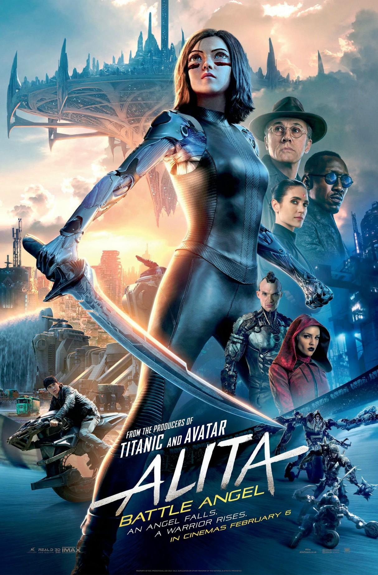 alita-battle-angel-film-movie-review-poster