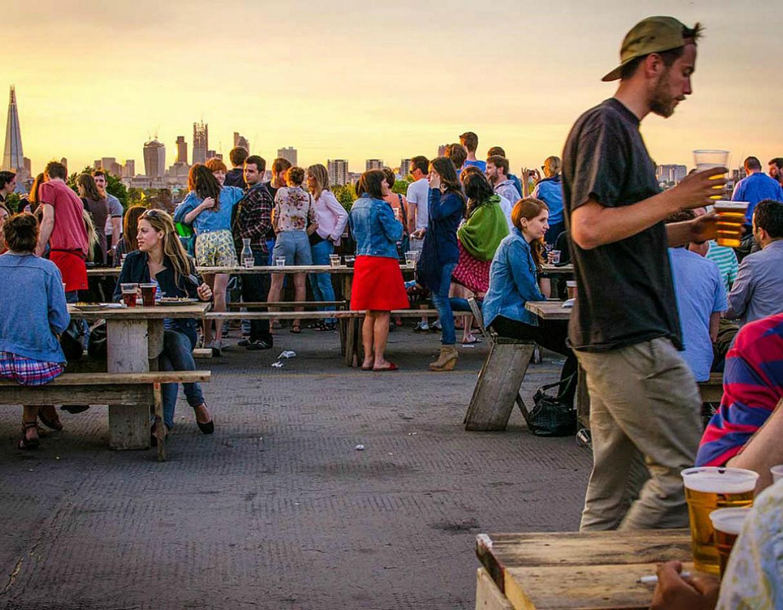 rooftop-best-bars-london-summer-2019-franks-cafe