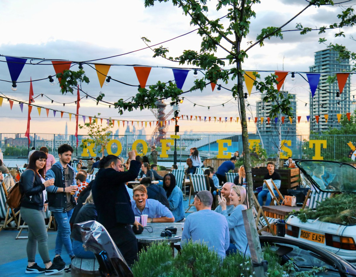 rooftop-best-bars-london-summer-2019-roof-east