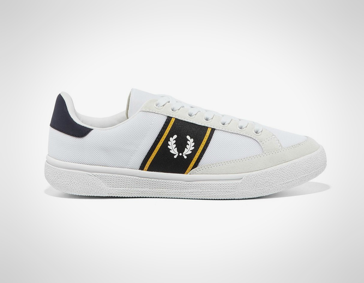 mens-tennis-fashion-wimbledon-2019-fred-perry-trainers