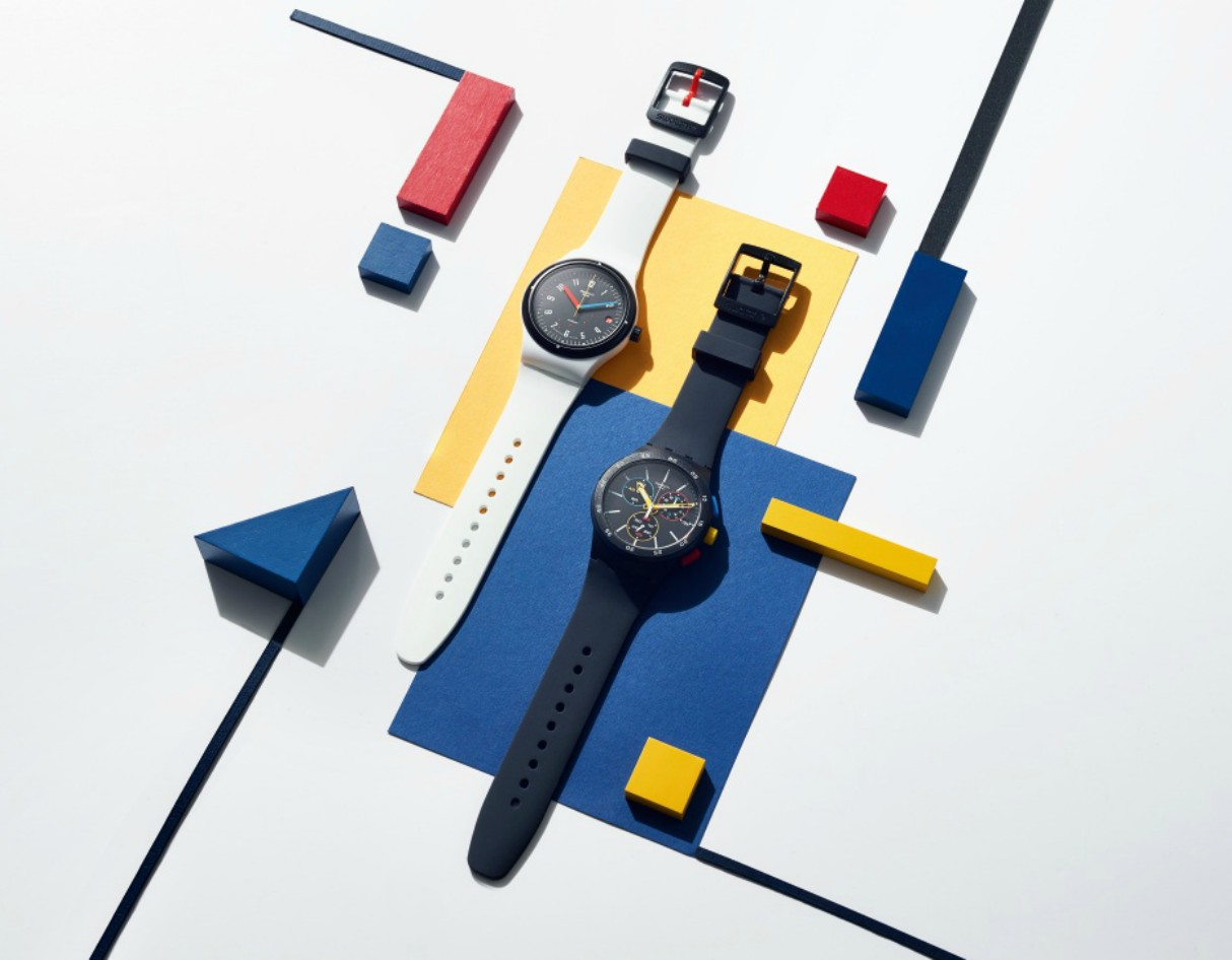 Bauhaus Swatch Bau Watch Collection 2